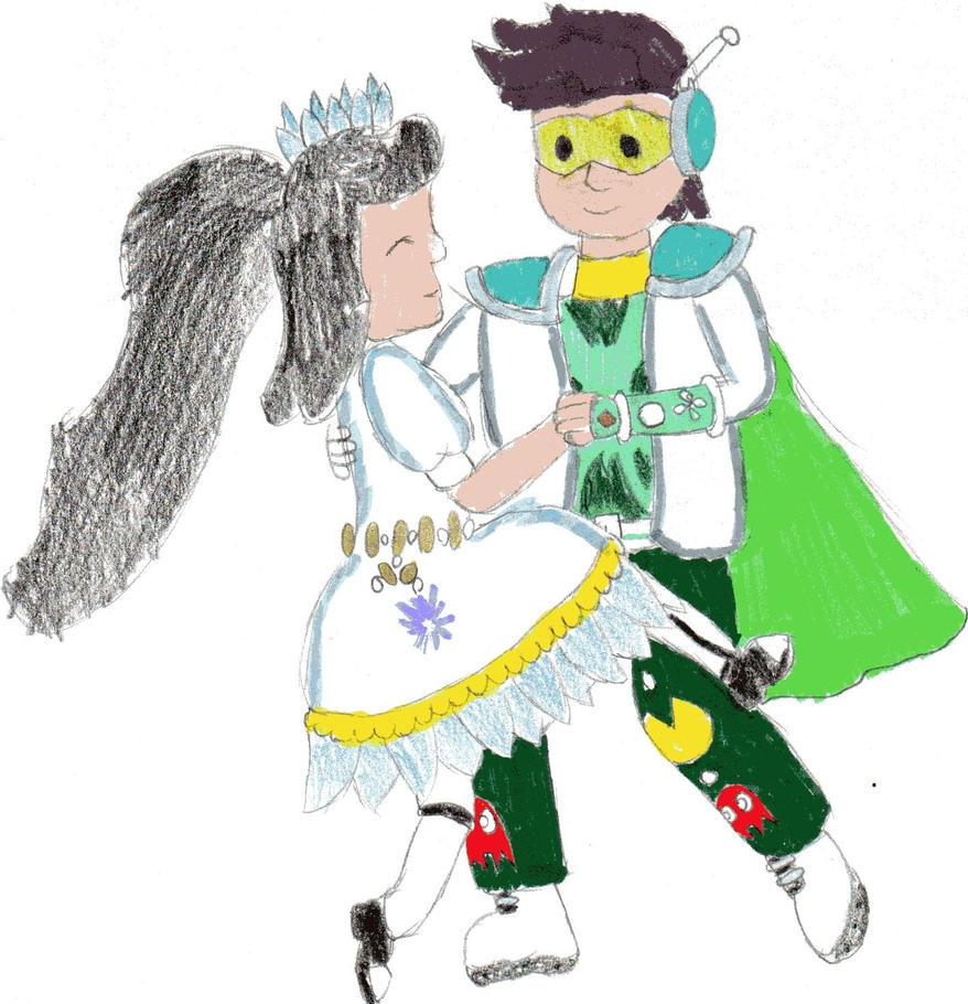Dance for me, Mackenzie by DBCDude01
