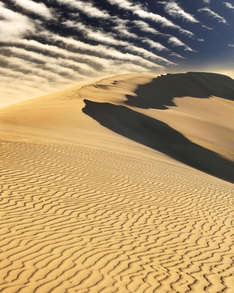 LITTLE SAHARA by simoneyvette