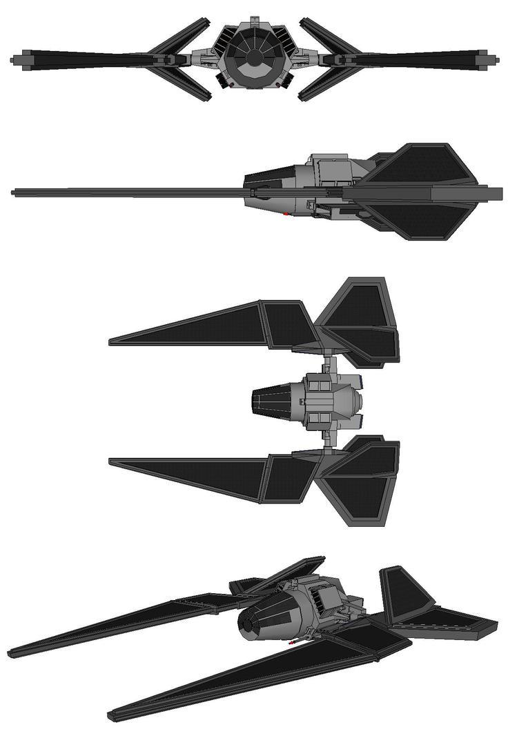 T.I.E. Reaper by FrostLupus