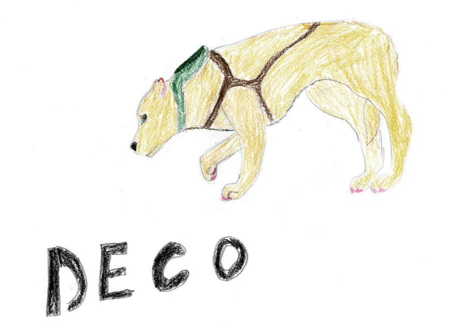 Deco Ref by ArtistsBWonderful