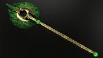 Glass Battle Axe - Hache d'Arme de Verre - v2 !