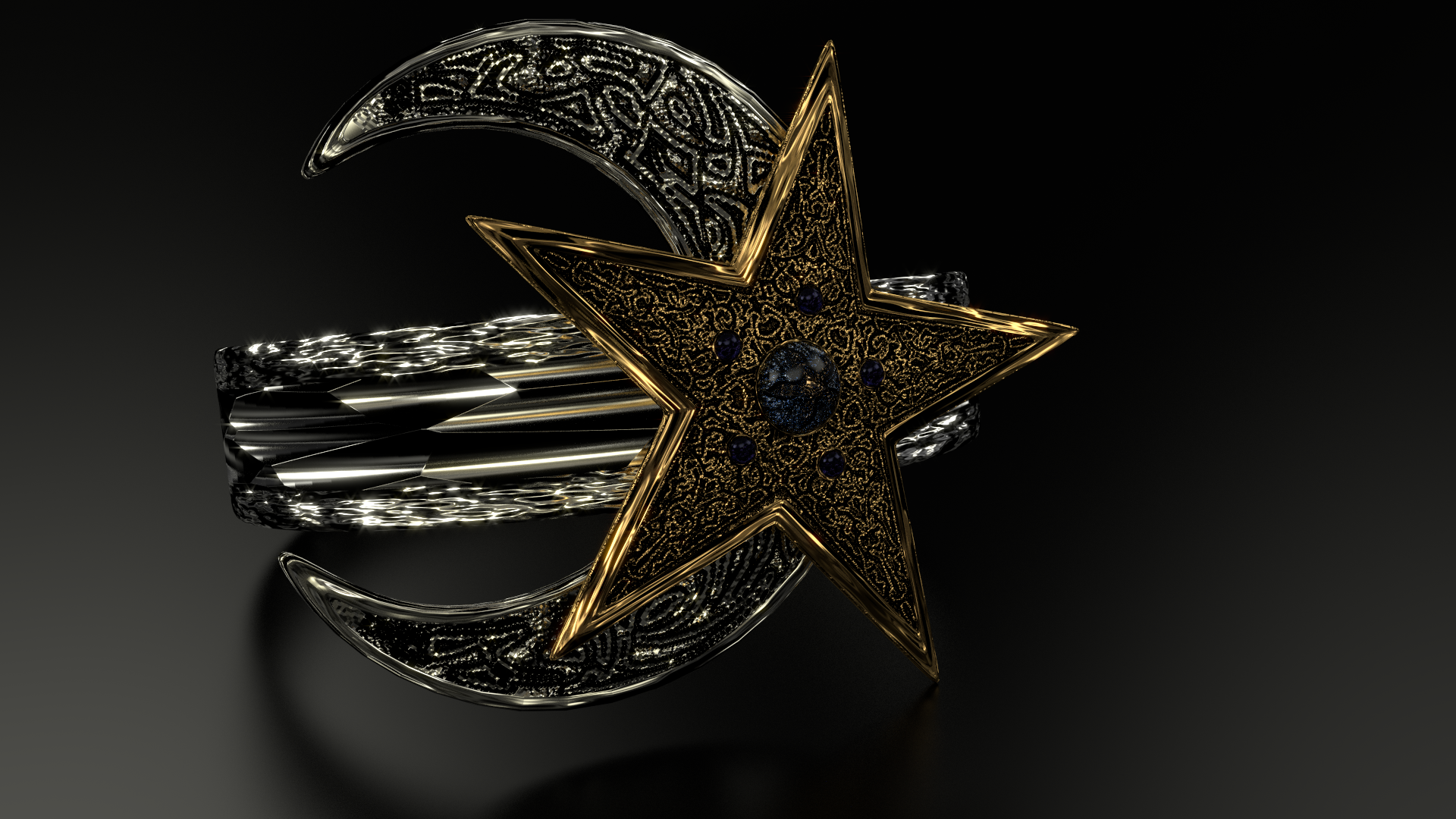 Moon And Star Ring Morrowind