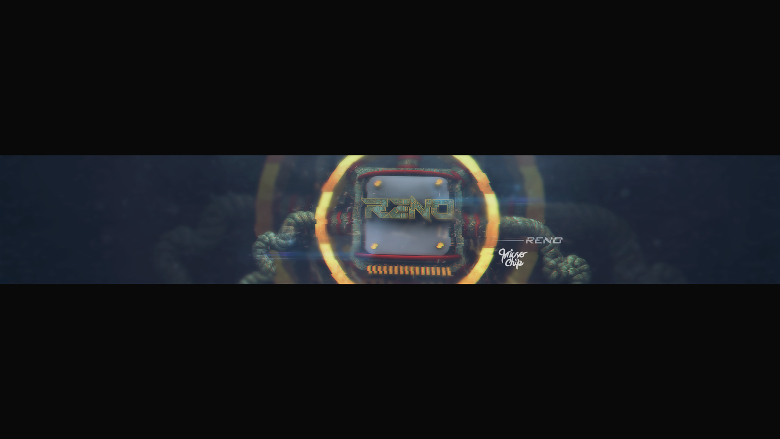 Reno 3d Youtube Banner Layout By Microsippin On Deviantart