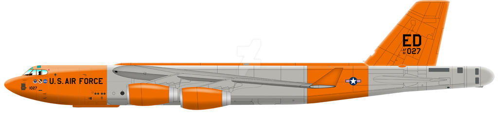 B-52J (2026) Test Vehicle 61-0027 by BRAVO464