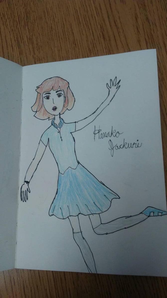 Hanako Jackuri  by Willbeeawesome1