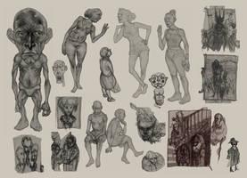 sketches by labirynt
