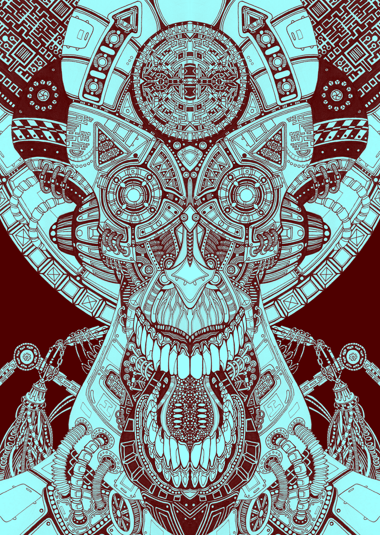 SYMMETRY by labirynt