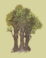 Talking trees by labirynt