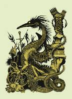 Smaug by labirynt