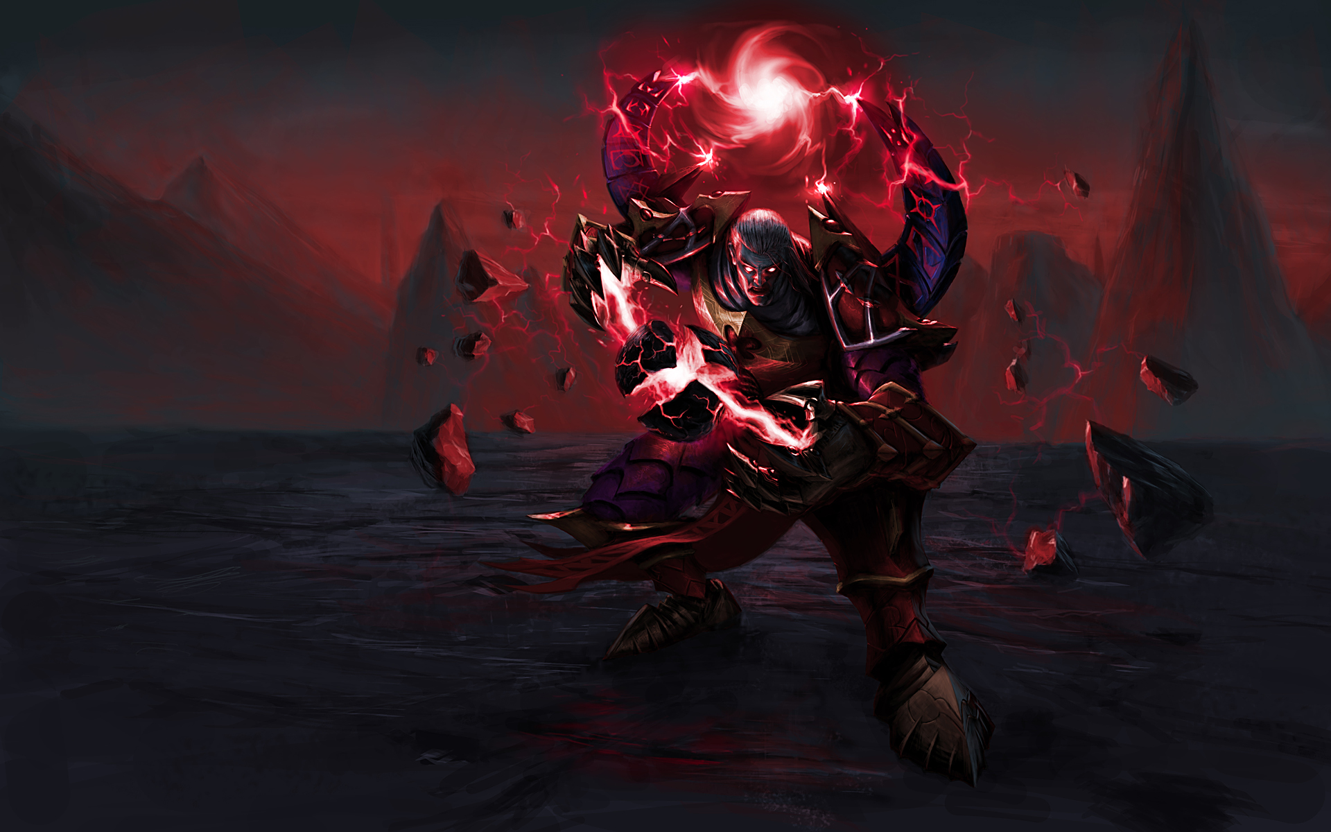 Heroes of Newerth Disciple by TorturerWraithSpy
