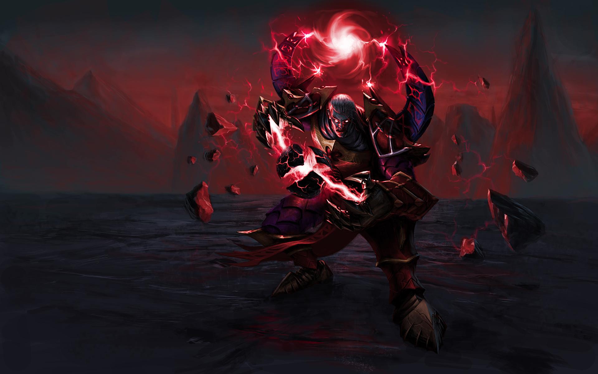 Heroes of Newerth Disciple by TorturerWraithSpy