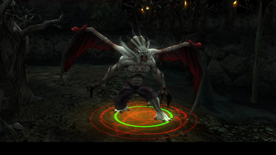 Vampire Lord Dampeer Reetexture Skyrim Mod Requests The Nexus