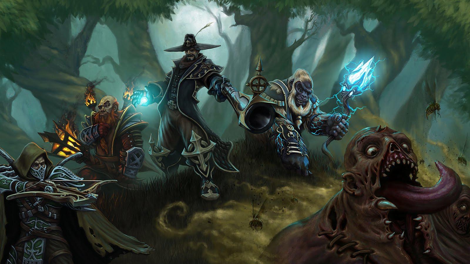 Kill Stealers by TorturerWraithSpy