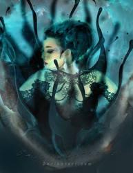 Dark queen of the seas