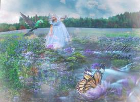 Cinderella by ShinyphotoArt