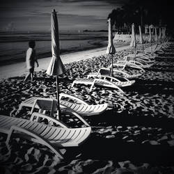 Beach chairs by Menoevil