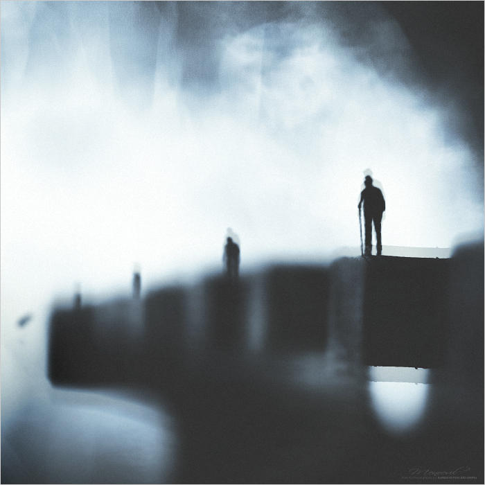 A long lonely journey by Menoevil