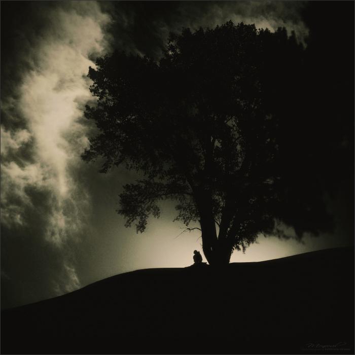 Nightfall by Menoevil