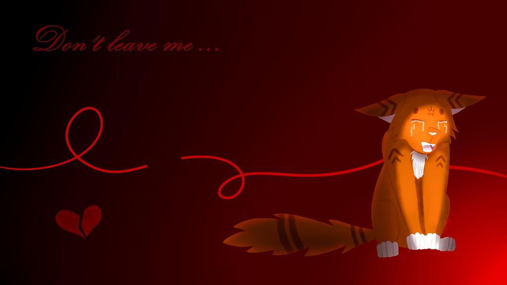 Warriors cats ~ Don't Leave Me (+ Speedpaint) by Kloana23