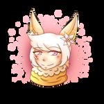 Bloompuff mascot ! ~
