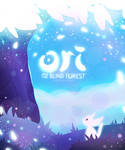Ori and The Blind Forest - Fanart