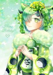 [G] Happy birthday Ayxoi !