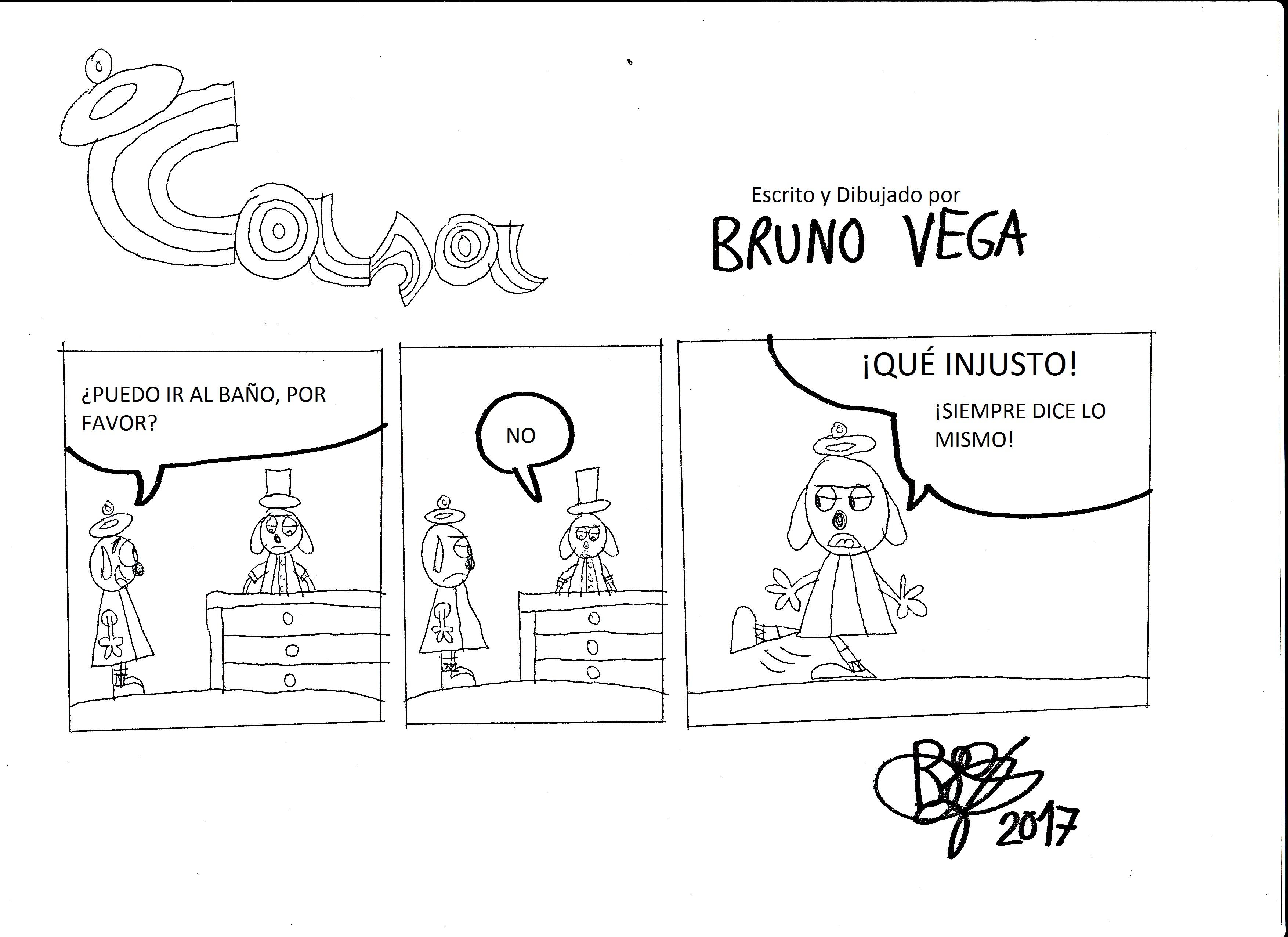 Casa Can I Go To The Bathroom Spanish Version By Brunovega On Deviantart