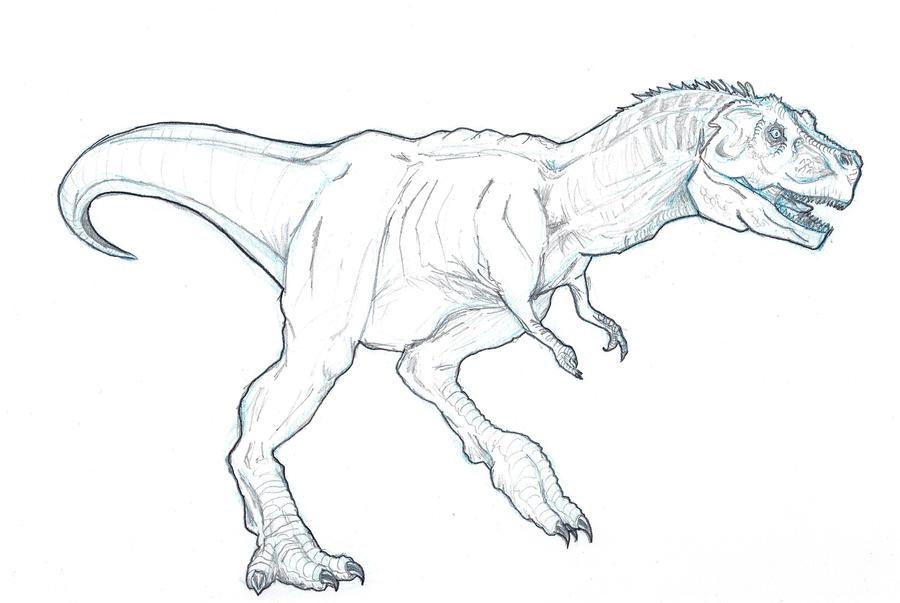 t rex by mobabar on deviantart