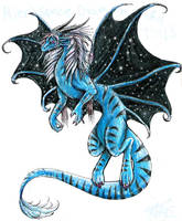 Astral Dragon by SpaceDragon