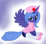 Princess Luna Nurse