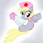 Derpy Hooves Nurse