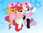 Cutie Mark Crusader Nurses