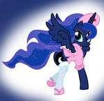 Princess Luna Nurse 2
