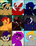 MLP (Fan): Show me Your O-face Male