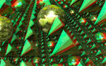 Equinoctial Visions 3D Anaglyph