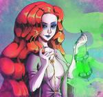 Circe - fanart by EmiDeClam