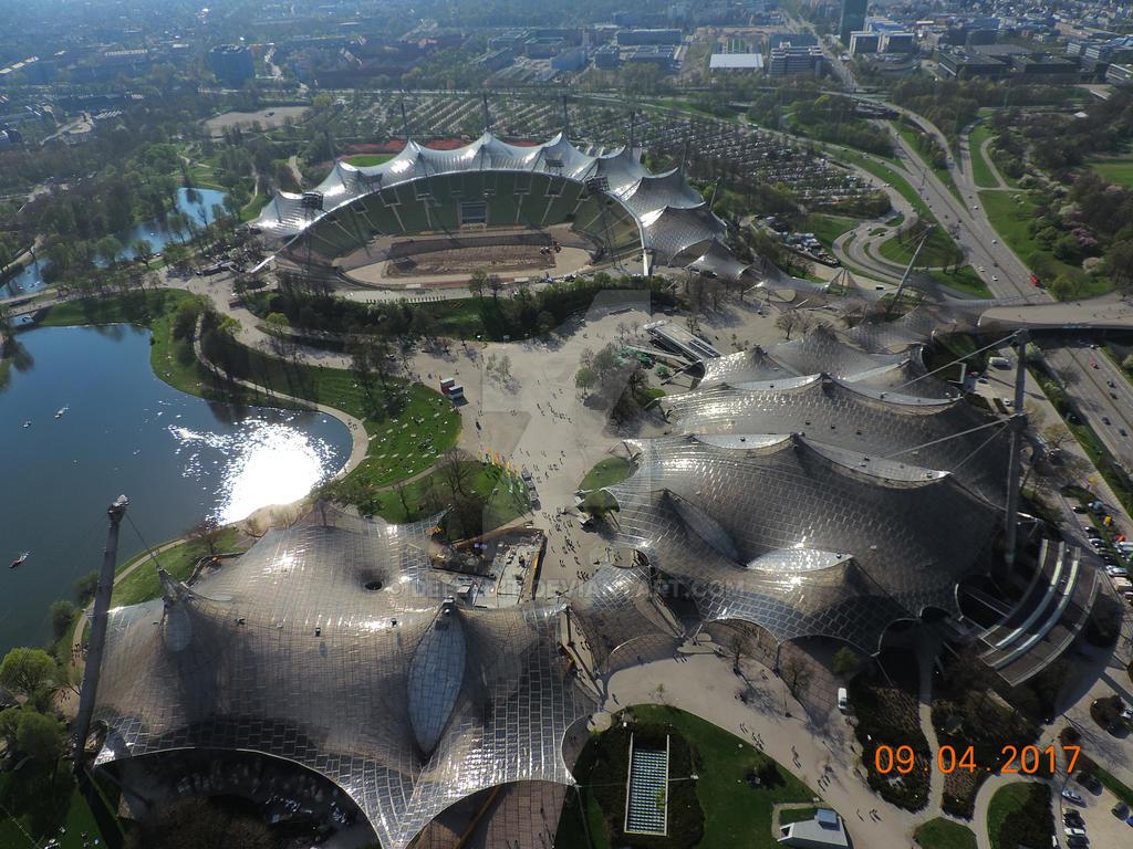 Olympiazentrum by Deeledit