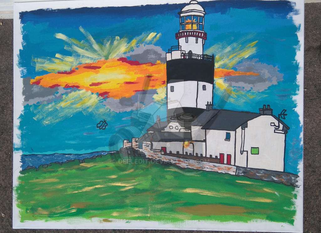 Lighthouse by Deeledit