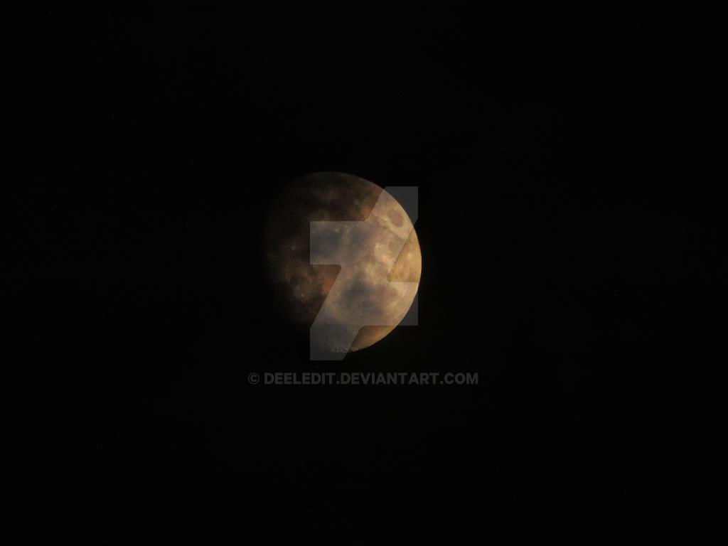 Hidden Moon by Deeledit