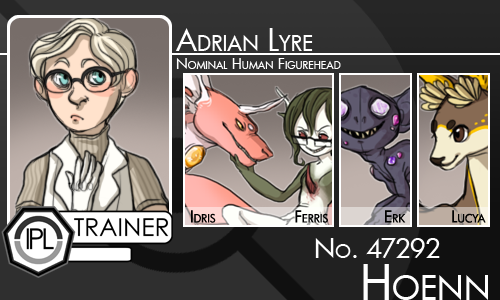 Adrian Trainer Card [The IPL] by andrometer