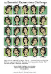 25 Expressions - Esteban
