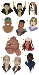 The Emoji Challenge! by Sephiramy