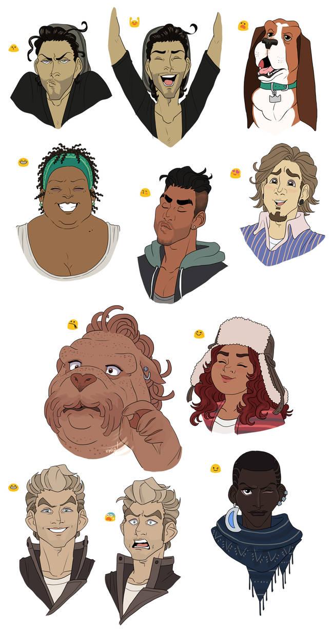 The Emoji Challenge!
