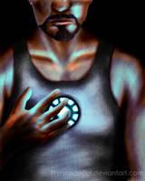 Tony Stark has a Heart by F1yMordecai