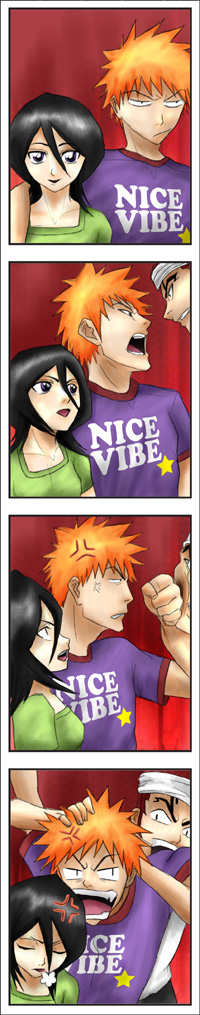 Photo Booth - Bleach Series 2 by F1yMordecai