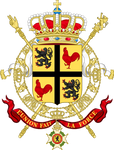 Coat of arms of Flanders-Wallonia