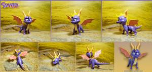 Classic Spyro figure