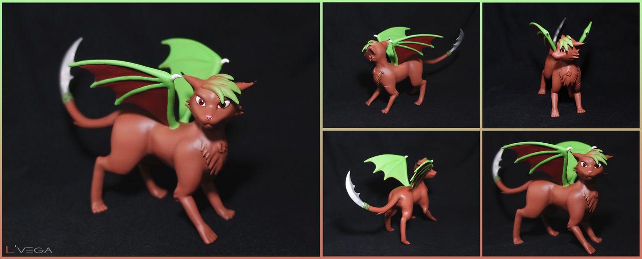 OC figure commission: Talon