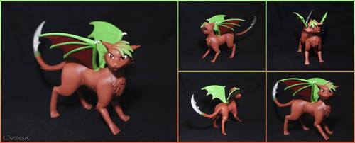 OC figure commission: Talon by Laservega