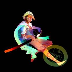 BJORN Regnis (W/ Samurai Sword) OC